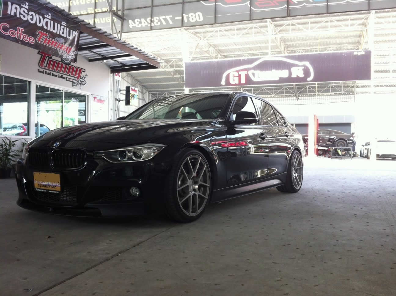 Bmw F30 320d 2013 Ecu Remapping Results