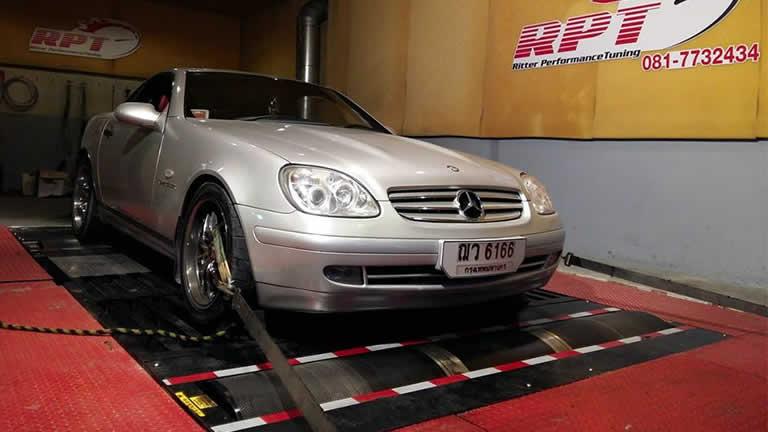 Mercedes SLK 230 1999