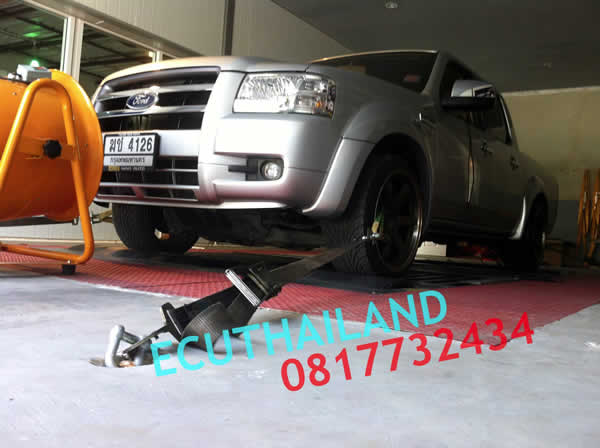 Ford Ranger 2-5L Speed Limiter Removal & Remap