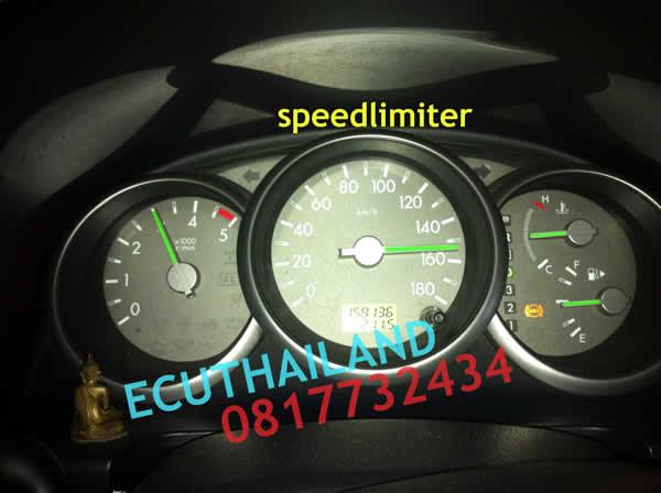 Ford Ranger 2007 with speedlimiter