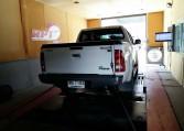 2011 Toyota Vigo on dyno for ECU Remapping
