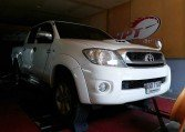 2011 Toyota Vigo ECU Remapping by RPT Thailand