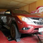 2012 Mazda BT50 2.2L MT ECU Remapping