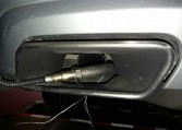 2013 Mercedes S350 CDI W221 exhaust gas check during ecu remapping