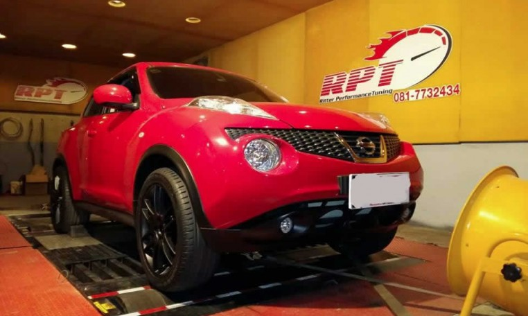 2015 Nissan Juke 1.6L ready for ECU Remapping