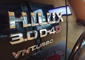 2013 Toyota Hilux Vigo Champ 3L logo