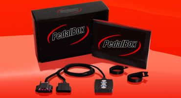 PedalBox Accessories stocked & installed at RPT Thailand