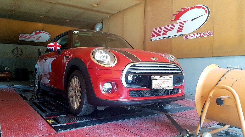 2015 Mini Cooper D Ecu Remapping Results April 2017