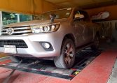 2016 Toyota Revo 2.8L having an ecu remapp at RPT ECU Thailand