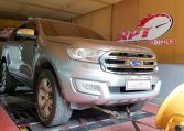2016 Ford Everest ECU Remapping at RPT ECU Thailand