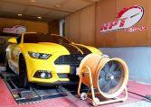 2016 Mustang 2.3L Ecoboost Remapping at RPT Tuning Bangkok Thailand